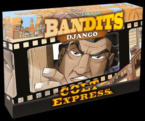Colt Express - Bandits Django Erweiterung