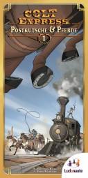 Colt Express - Postkutschen & Pferde Erweiterung