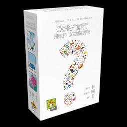 Concept (deutsch) - Neue Begriffe Erweiterung