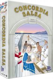 Concordia - Salsa Erweiterung