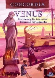 Concordia - Venus Erweiterung
