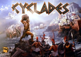 Cyclades (englisch)
