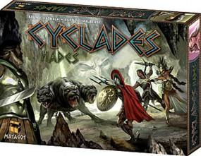 Cyclades (deutsch) - Hades Erweiterung