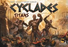Cyclades (deutsch) - Titans Erweiterung
