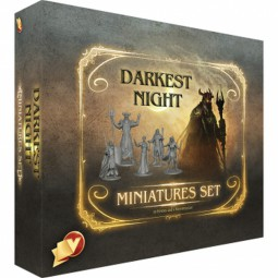 Darkest Night - 2nd Edition - Miniatures Set