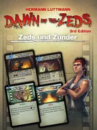 Dawn of the Zeds (deutsch) - Zeds und Zunder Erweiterung