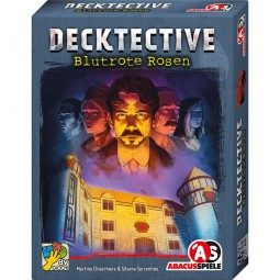 Decktective - Blutrote Rosen