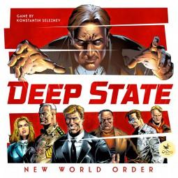 Deep State: New World Order (englisch)
