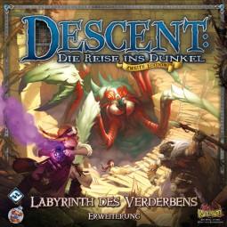 Descent - Labyrinth des Verderbens Erweiterung