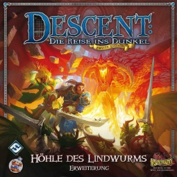 Descent - Die Höhle des Lindwurms Erweiterung