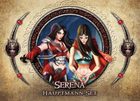 Descent - Serena Hauptmann-Set