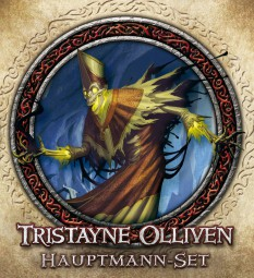 Descent - Tristayne Olliven Hauptmann-Set