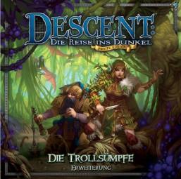 Descent - Die Trollsümpfe Erweiterung