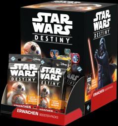 Star Wars - Destiny - Erwachen der Macht Booster-Pack