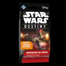 Star Wars - Destiny - Imperium im Krieg Booster-Pack
