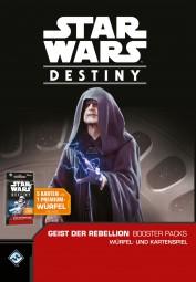 Star Wars - Destiny - Geist der Rebellion Booster-Pack