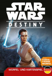 Star Wars - Destiny - Rey Starter-Set
