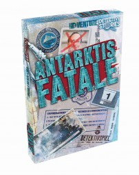 Detective Stories - Fall 2: Antarktis Fatale