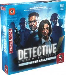 Detective (deutsch) - Erste Fälle