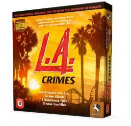 Detective (deutsch) - L.A. Crimes Erweiterung
