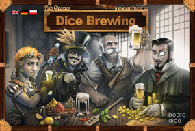 Dice Brewing 2. Edition (deutsch)
