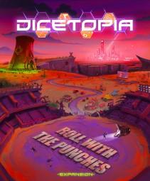 Dicetopia - Rolling with the punches Erweiterung (deutsch / englisch)
