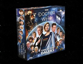 Doctor Who: Time Of The Daleks - Updated Edition (englisch)