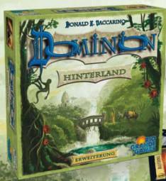 Dominion - Neuauflage - Hinterland Erweiterung