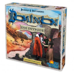 Dominion - Neuauflage - Intrige Erweiterung