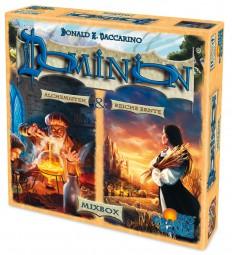 Dominion - Neuauflage - Mixbox Erweiterung (Alchemisten & Reiche Ernte)