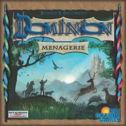 Dominion - Neuauflage - Menagerie Erweiterung (deutsch)