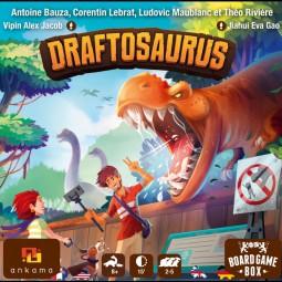 Draftosaurus mit Mini-Erweiterung (deutsch)
