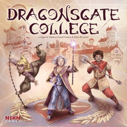 Dragonsgate College (deutsch)