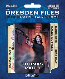 The Dresden Files - Expansion 1 - Fan favorites