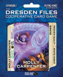 The Dresden Files - Expansion 2 - Helping hands