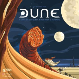 Dune Board Game - deutsche Ausgabe