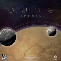 Dune: Imperium (deutsch) mit Promokarte