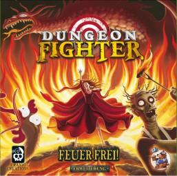 Dungeon Fighter - Feuer frei Erweiterung
