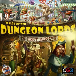 Dungeon Lords - Die fünfte Jahreszeit Erweiterung