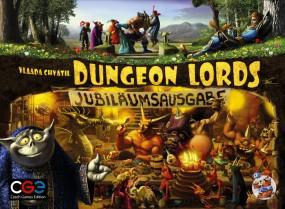 Dungeon Lords - Jubiläumsausgabe