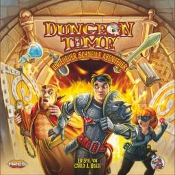 Dungeon Time - Ungeheuer schnelle Abenteuer (mit Promo)
