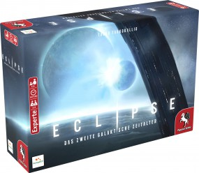 Eclipse - Das zweite galaktische Zeitalter (deutsch)