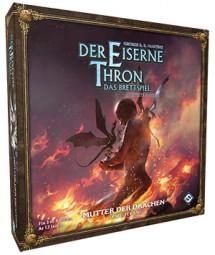 Der Eiserne Thron: Das Brettspiel 2.Edition - Mutter der Drachen Erweiterung
