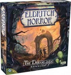 Eldritch Horror Boardgame - The dreamlands expansion