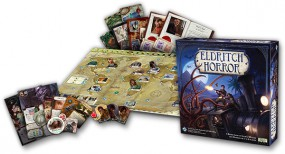 Eldritch Horror Boardgame