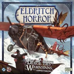 Eldritch Horror - Berge des Wahnsinns Erweiterung
