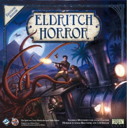Eldritch Horror Brettspiel (deutsch)