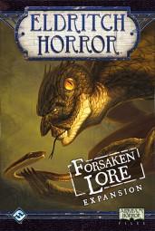 Eldritch Horror Boardgame - Forsaken Lore expansion