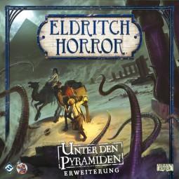 Eldritch Horror - Unter den Pyramiden Erweiterung