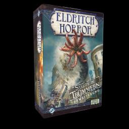 Eldritch Horror Brettspiel - Städte in Trümmern Erweiterung